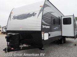 New 2016  Keystone Springdale 271RL by Keystone from Sherman RV Center in Sherman, MS