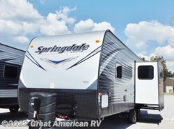 New 2017  Keystone Springdale 262RK by Keystone from Sherman RV Center in Sherman, MS