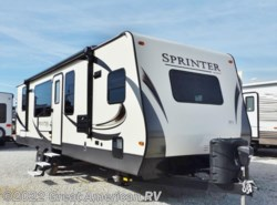 New 2017  Keystone Sprinter 29FK by Keystone from Sherman RV Center in Sherman, MS