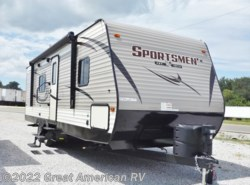 New 2018  K-Z Sportsmen 260BHLE by K-Z from Sherman RV Center in Sherman, MS