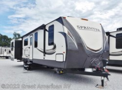 New 2018  Keystone Sprinter Wide Body 332DEN by Keystone from Sherman RV Center in Sherman, MS