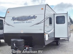 New 2018  Keystone Springdale Summerland 3030BH by Keystone from Sherman RV Center in Sherman, MS
