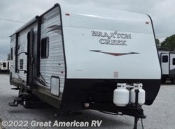 New 2018  Braxton Creek  Rear Living Room 24RLS by Braxton Creek from Sherman RV Center in Sherman, MS