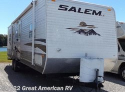 Used 2009 Forest River Salem LE 31RLDS available in Sherman, Mississippi