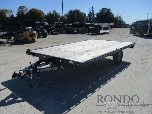 2017 Load Trail single axle utility