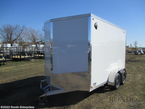 2022 Legend Trailers Enclosed Cargo 7X14EVTA35 available in Sycamore, IL