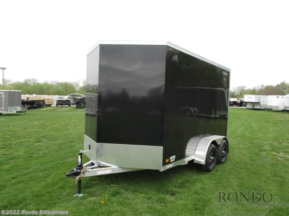 2022 Legend Trailers Enclosed Cargo 7X14TVTA35 available in Sycamore, IL