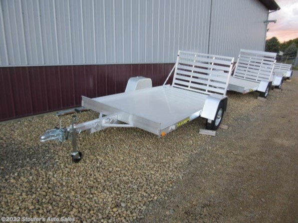 2021 Aluma 6310 6310LW  LW 5.3 X 10 ALUMINUM UTILITY TRAILER available in Madison Lake, MN