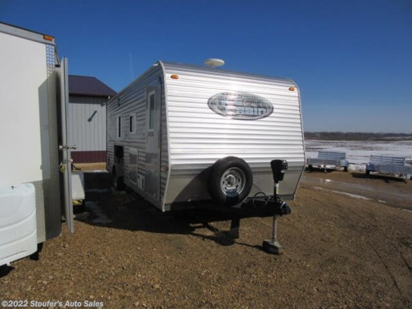 2011 Forest River Salem Ice Cabin Toy Hauler 20 ft available in Madison Lake, MN