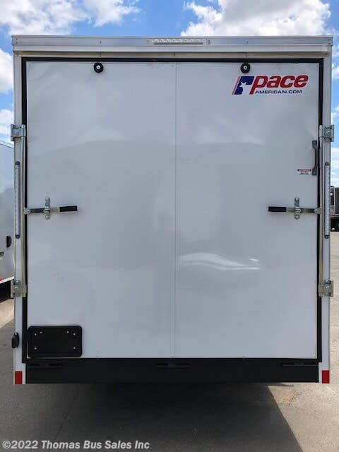 Des Moines Rv Dealers >> Cargo Trailer - 2020 Pace American Journey | TrailersUSA