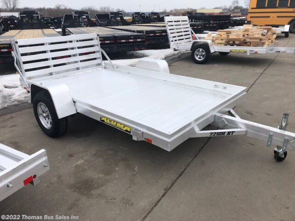 2022 Aluma 7210H-S-BT available in Des Moines, IA
