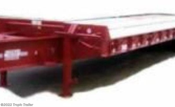 2020 Rolls Rite Trailers 30 Ton Flatbed Tag Along available in Fort Myers, FL