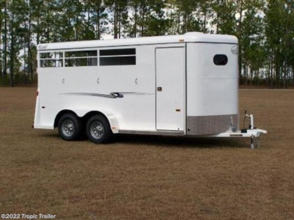 2020 Bee Trailers 3 Horse Bumper available in Fort Myers, FL