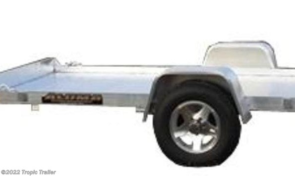 2021 Aluma 7210H Utility Trailer available in Fort Myers, FL