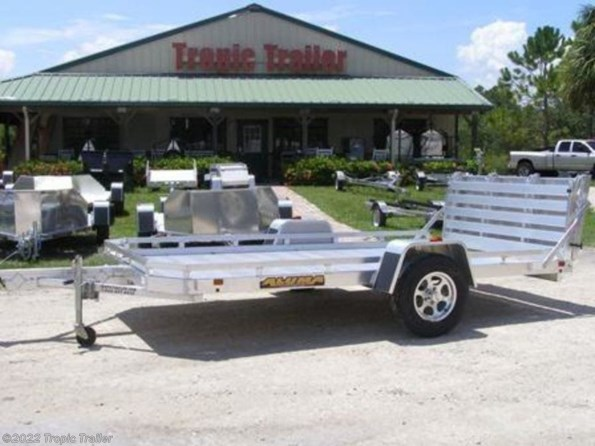 2021 Aluma 7712H Utility Trailer available in Fort Myers, FL