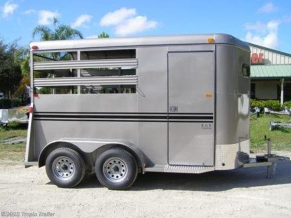 2020 Bee Trailers 2 Horse Bumper Durango available in Fort Myers, FL