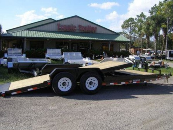 "2020 PJ Trailers Equipment 6"" Channel  Tilt (T6) 20' available in Fort Myers, FL"