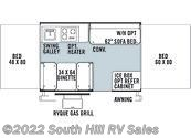 New 2017  Forest River Rockwood Freedom 1970ESP by Forest River from South Hill RV Sales in Puyallup, WA