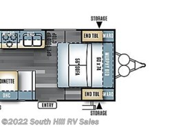 New 2018  Forest River Salem Cruise Lite 171 by Forest River from South Hill RV Sales in Puyallup, WA