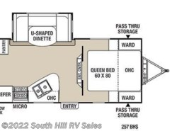 New 2018  Coachmen Freedom Express 257BHS by Coachmen from South Hill RV Sales in Puyallup, WA