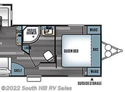 New 2018  Forest River Salem 25RKS by Forest River from South Hill RV Sales in Puyallup, WA