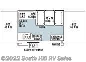 Used 2018  Forest River Rockwood Freedom 1940 by Forest River from South Hill RV Sales in Puyallup, WA