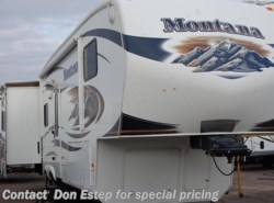 Used 2010  Keystone Montana 3150RL by Keystone from Robin Morgan in Southaven, MS