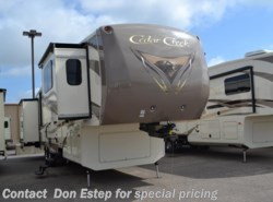 New 2016 Forest River Cedar Creek 38FL available in Southaven, Mississippi