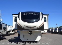 New 2017  Grand Design Solitude 379FLS by Grand Design from Robin Morgan in Southaven, MS