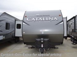 New 2017  Coachmen Catalina 293QBCK by Coachmen from Nate Palmer in Southaven, MS
