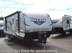 New 2018  Forest River Salem 26TBUD by Forest River from Nate Palmer in Southaven, MS