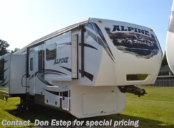 Used 2014  Keystone Alpine 3250RL by Keystone from Robin Morgan in Southaven, MS