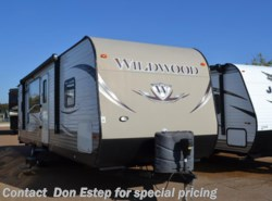 Used 2014  Forest River Wildwood 27RKSS