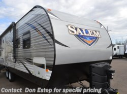 New 2018  Forest River Salem 27DBK by Forest River from Robin Morgan in Southaven, MS