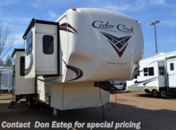 New 2018  Forest River Cedar Creek Silverback 37FLK by Forest River from Robin Morgan in Southaven, MS