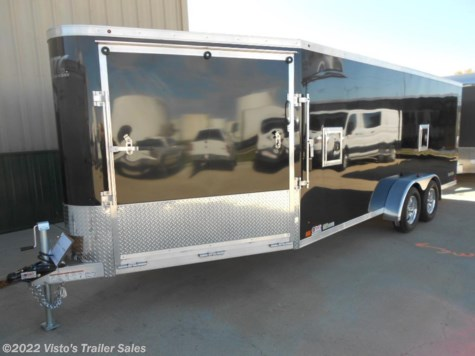 2018 ATC 7x18+6 Snowmobile Trailer