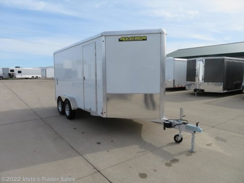 2019 Aluma AE714TAR 7'x14' Enclosed Trailer