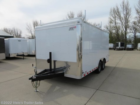 2018 Bravo 8.5'X16' Enclosed Trailer