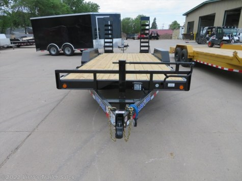 2018 Load Trail 83''X18' Equipment Trailer