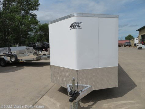 2019 ATC 7'X16' Enclosed Trailer