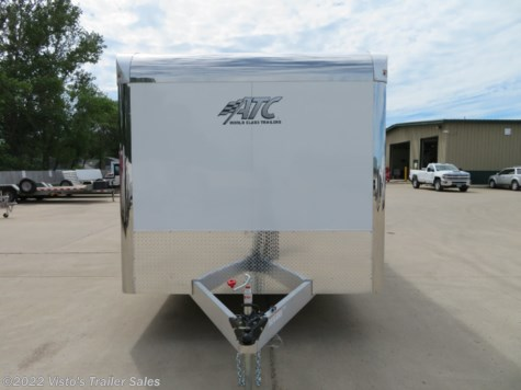 2019 ATC 8.5'X24' Enclosed Trailer