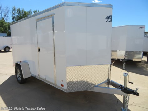 2018 ATC 6'X12' Enclosed Trailer