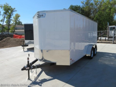2018 Haulmark Passport 7'X16' Enclosed Trailer