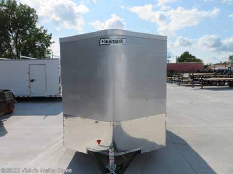 2018 Haulmark Passport 6'X12' Enclosed Trailer