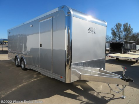 2019 ATC Quest 8.5'X24' Enclosed Trailer