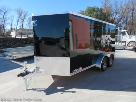 2019 ATC 7'X14' Enclosed Trailer