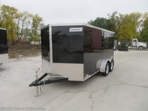2019 Haulmark Passport 7'X14' Enclosed Trailer