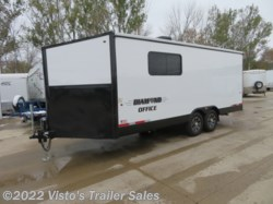 2018 Miscellaneous  8.5x24 Enclosed Office Trailer