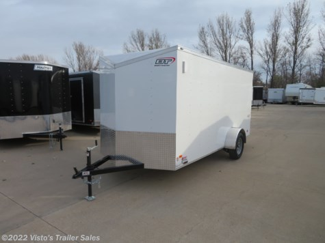 2019 Bravo Trailers Scout 6'X14' Enclosed Trailer