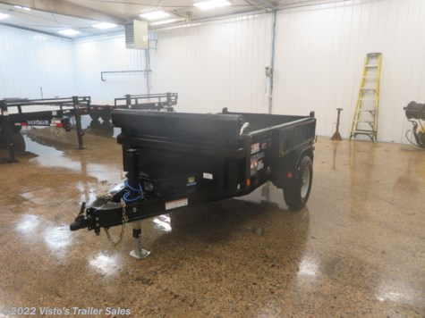 2019 Load Trail 60''X8' Dump Trailer